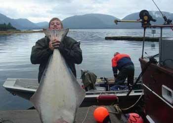 Alaska Halibut Fishing Guide