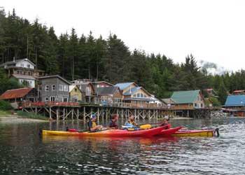 Alaska Kayaking Trips