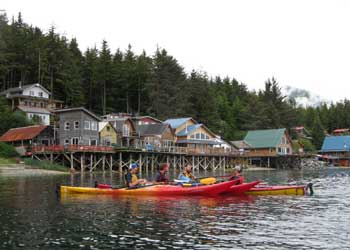 Alaska Kayaking Trips