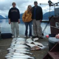 Tuck Harry - Alaska Fishing Guide - Photo Gallery